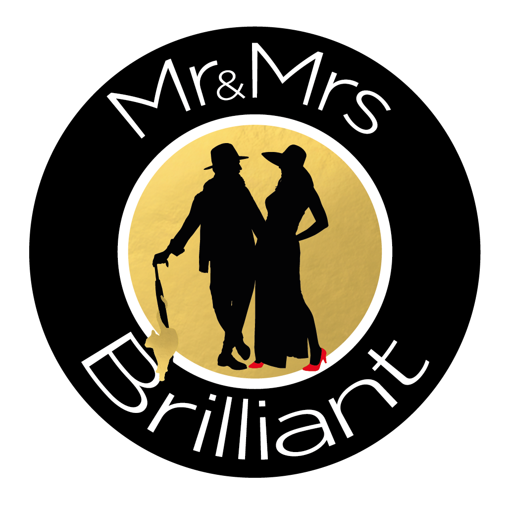 Mr and Mrs Brilliant